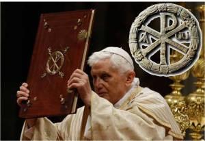 Uno de los primeros simbolos insertados al catolicismo