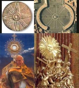 Influencia de la antigua adoracion al sol adoptada por el vaticano