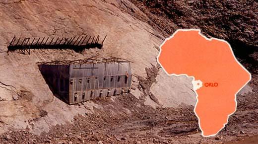 Antiguo reactor nuclear de hace 2 mil millones años encontrado en África